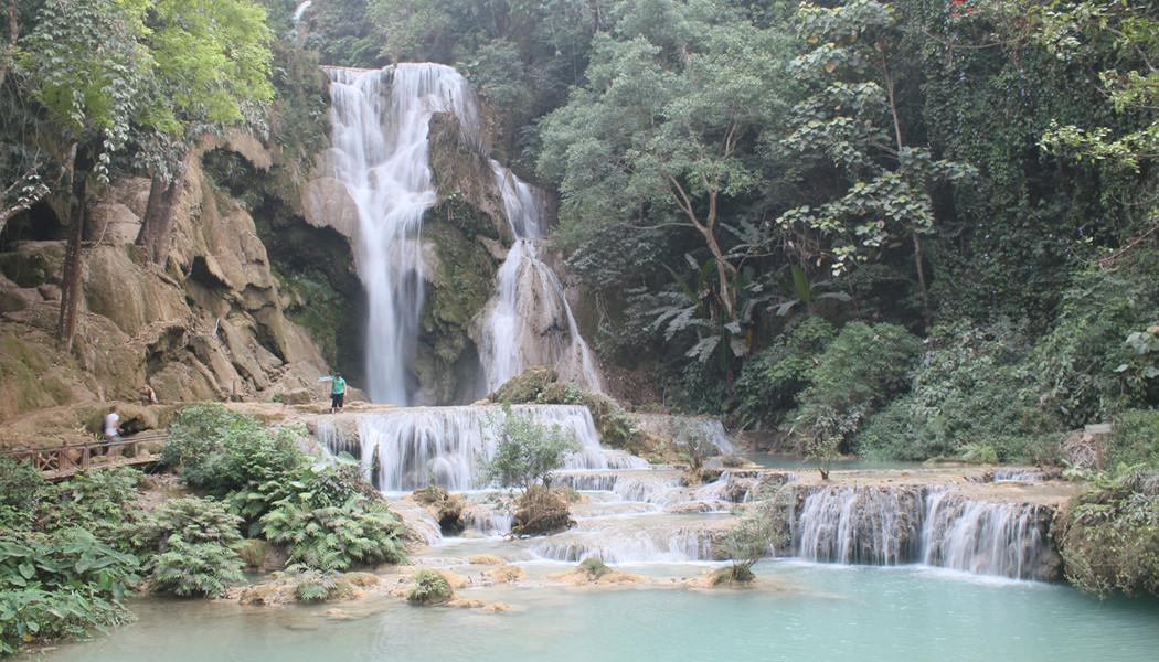 Luang Prabang – Pak Ou Cave - Kuangsi Wa