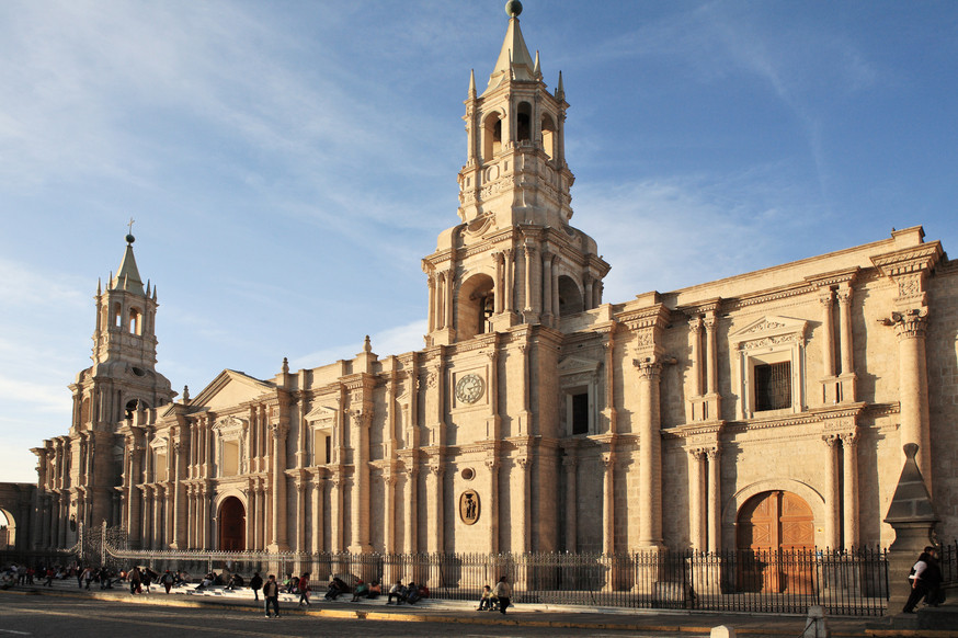 Trip to Arequipa & City Tour