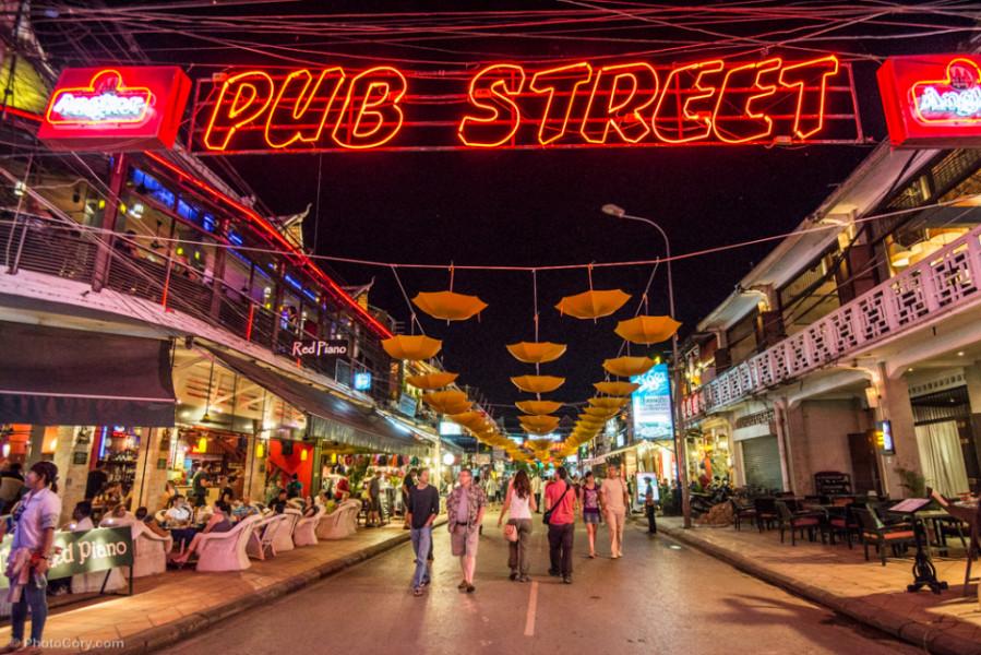 PHNOM PENH – SIHNAOUKVILE - SIEM REAP 6DAYS/5NIGHTS