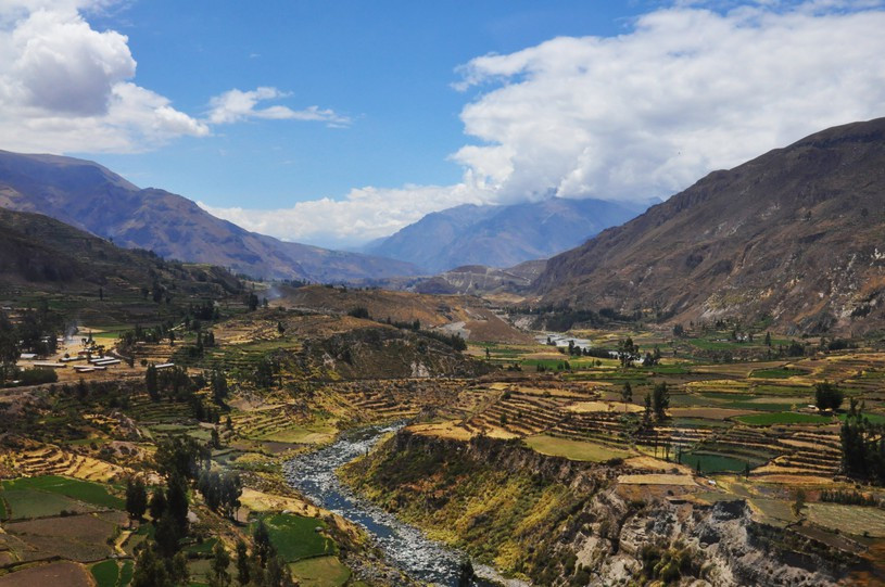 Colca Canyon Valley Tour