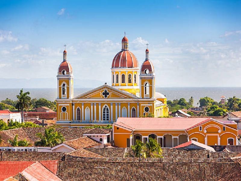 Central América, 6 Countries