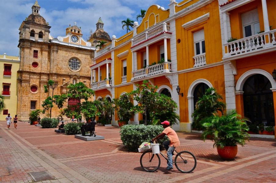 Cartagena- Departure day
