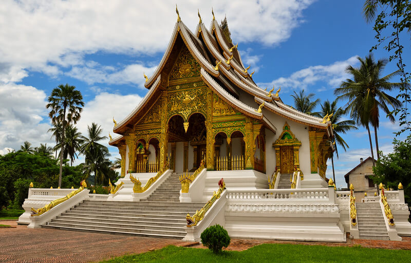 Luang Prabang – Kuangsi Water fall