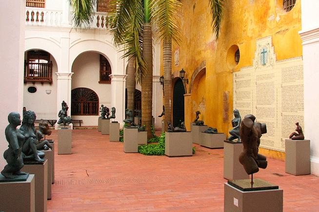 Historic Centre, Inquisition Palace