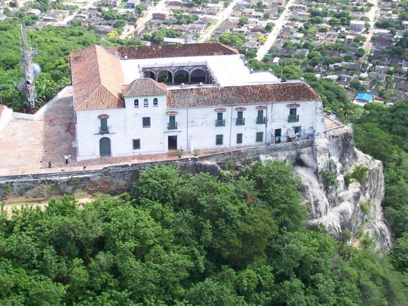 La Popa Convent & San Felipe Fortress