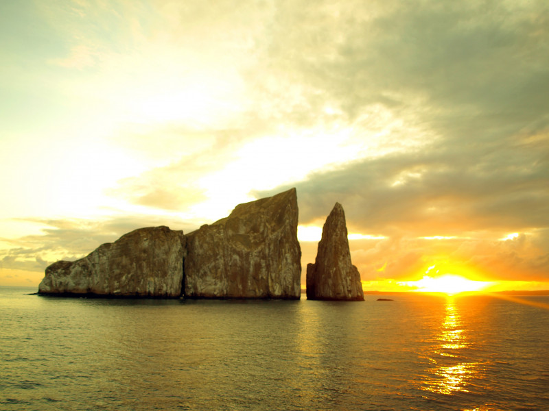 Kicker Rock - San Cristobal