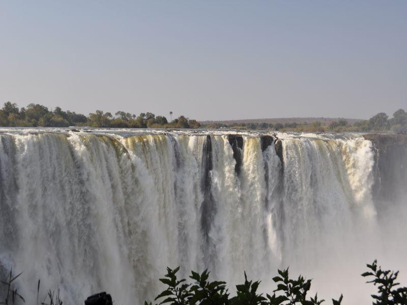 Johannesburg - Victoria Falls