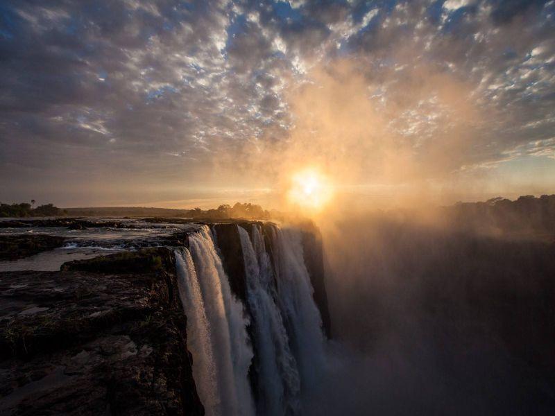 South Africa - Zimbabwe - Botswana