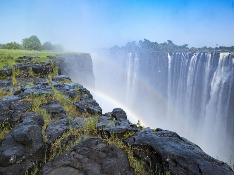 Weekend at Victoria Falls