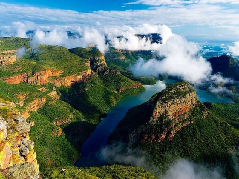 5 Days Kruger & Blyde River Canyon