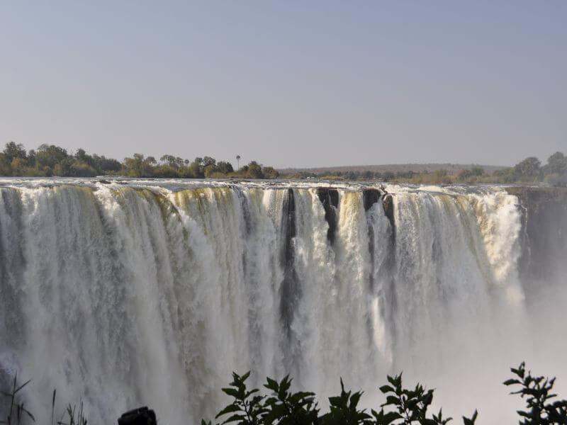Hwange - Victoria Falls