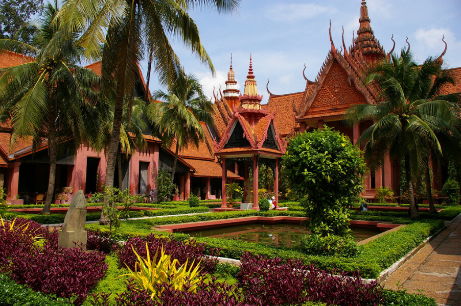 SIEM REAP - PHNOM PENH 7DAYS/6NIGHTS