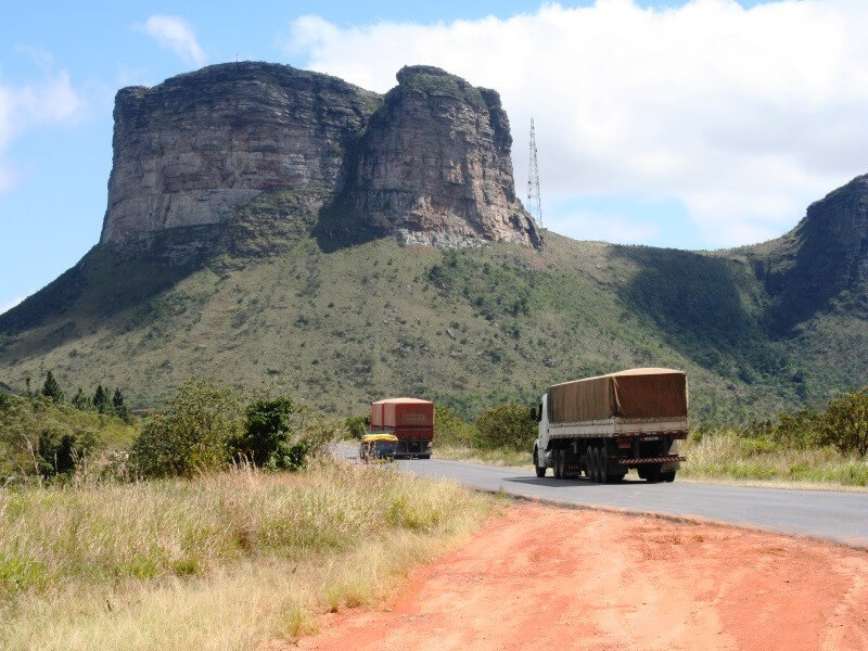 7 days Salvador and hiking in the Chapada Diamantina, Bahia