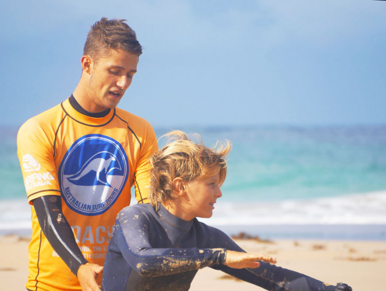 Fourteen Day Surf Camp