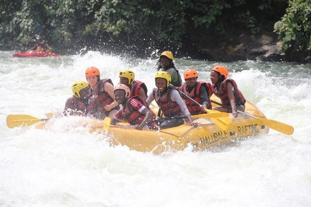 Day 12: White Water rafting-Quad biking
