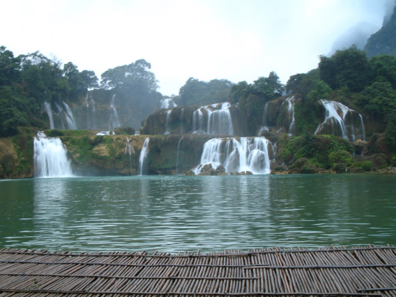CAO BANG-BA BE LAKE (B, L, D)