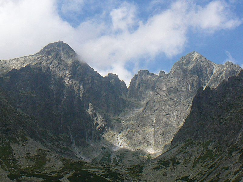 5 Days Hiking in the Tatra Mountains