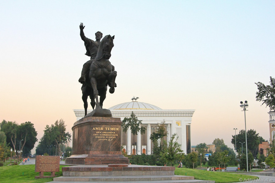 Tashkent - Welcome to Capital