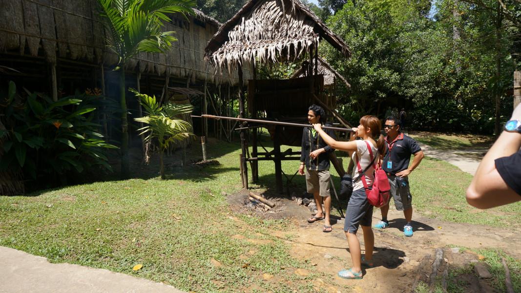 BORNEO ISLAND AND WILDLIFE TOUR