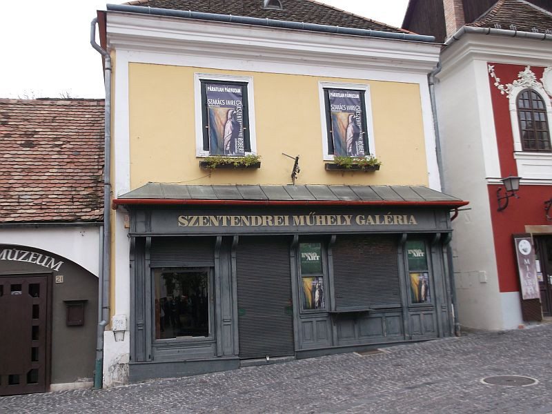 Szentendre and Visegrád