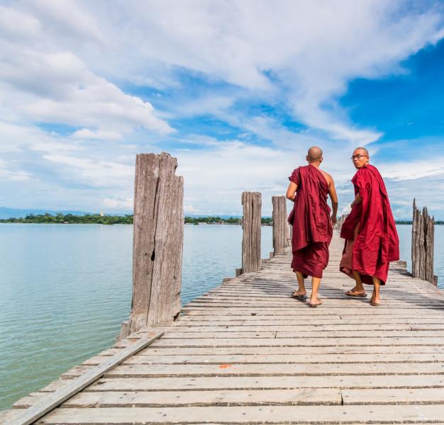 Mandalay (Inwa - Sagaing - Amarapura)