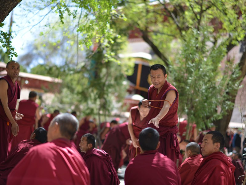 5 Days Lhasa Samye Monastery Group Tour