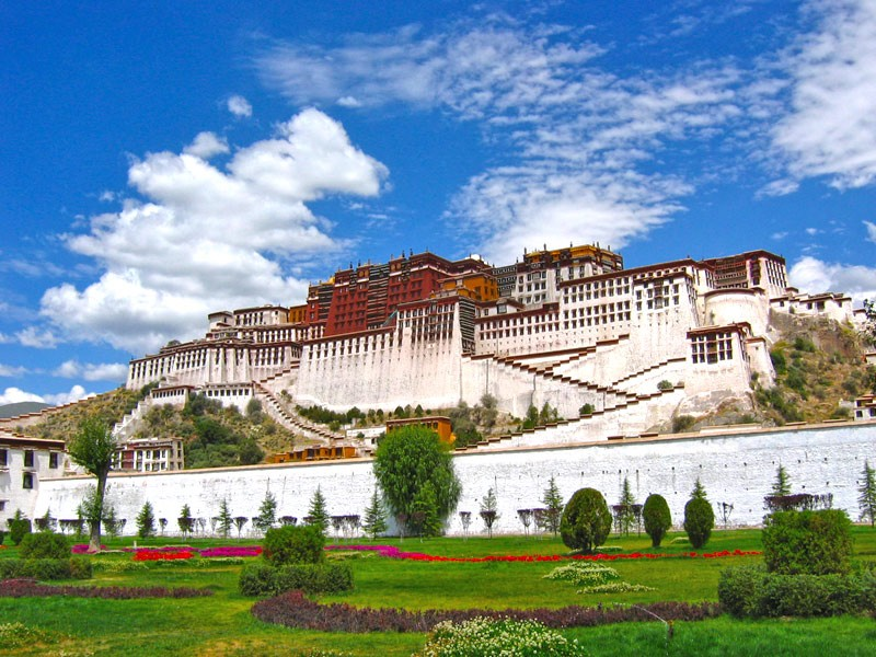 5 Days Lhasa Yamdrok Group Tour