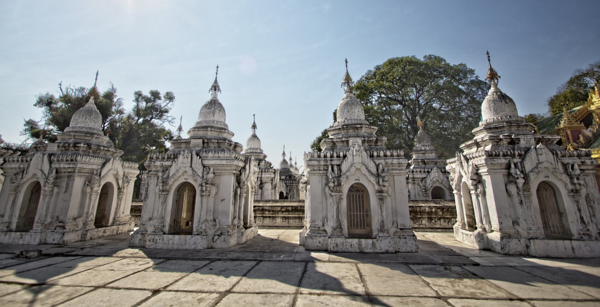 A VISIT TO THE LAND OF PURE BURMESE (6 Days)