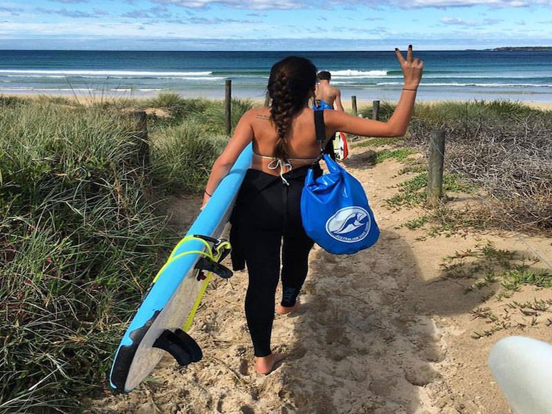 3 Week Surf Development Course
