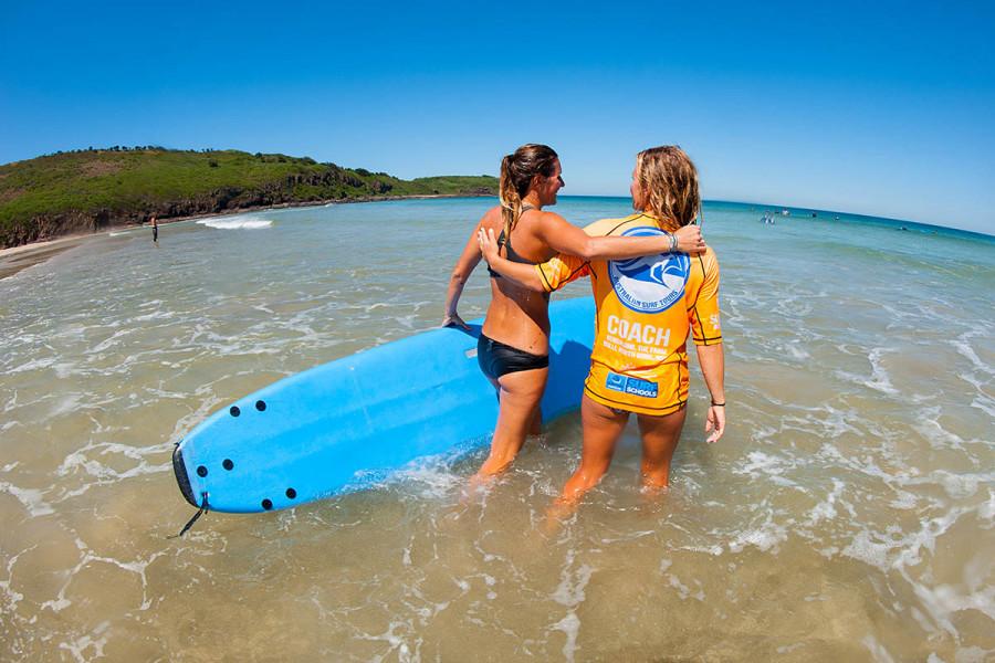 4 Week Surf Development Course
