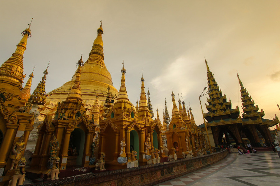GOING 360 DEGREES IN MYANMAR (12 DAYS)