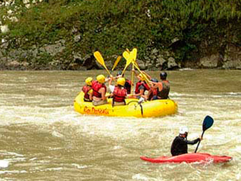Pacuare White Water Rafting or Canopy to