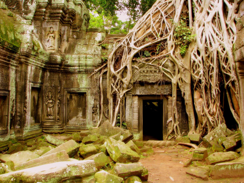 PHNOM PENH – SIEM REAP 6 DAYS