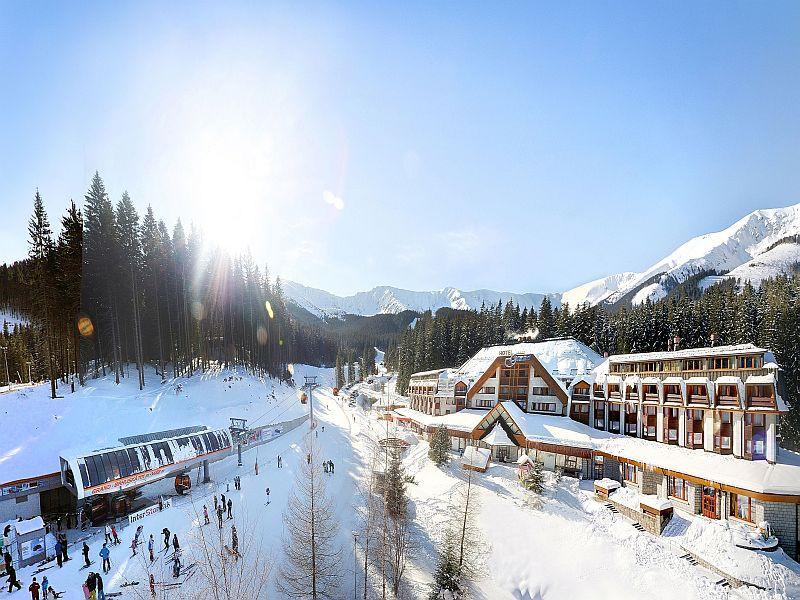 6 Days Skiing in Slovakia