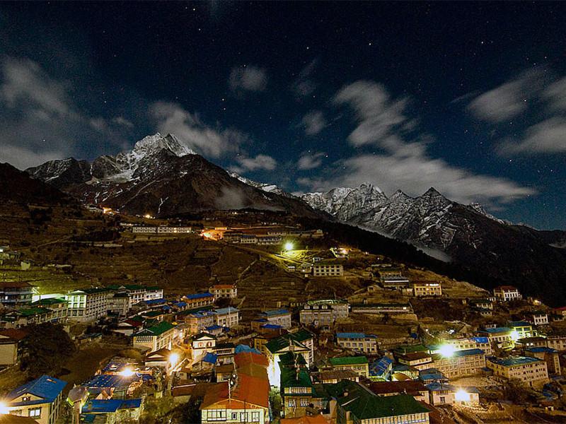 18 Days Everest Base Camp with 3 High Passes Trek