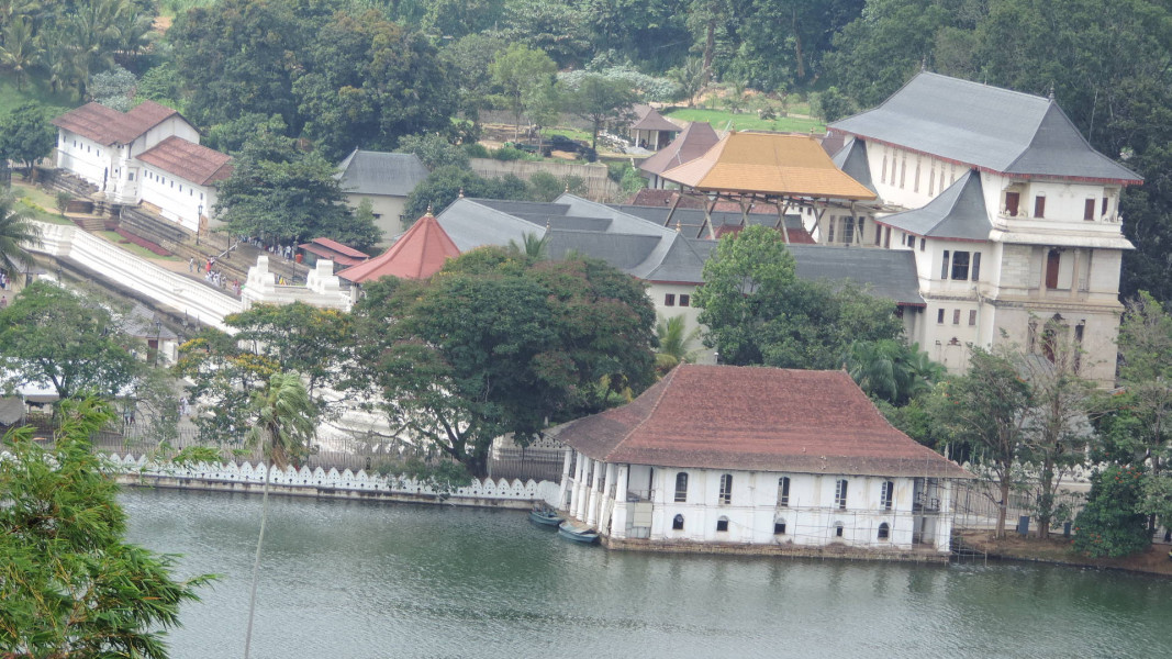 Kandy Attraction & sight seen