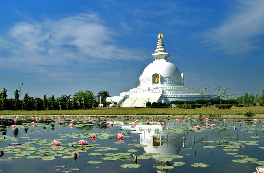 Golden Triangle with Buddhist Circuit - 14 Days