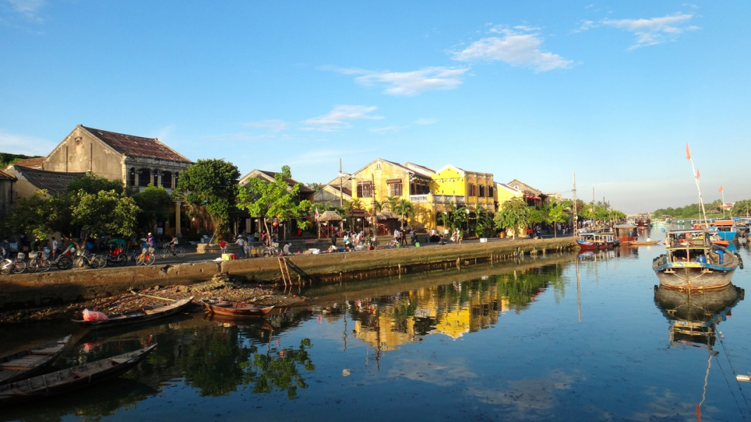 Hoi An to Siem Reap Cycle Tour 13 Days
