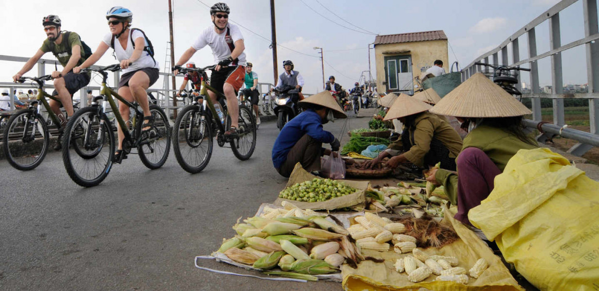 15 Days Cycling Holidays Hanoi to Saigon