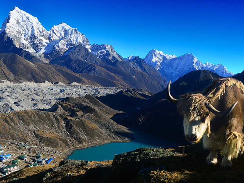 17 Days Gokyo Lake Trek with Everest Base Camp