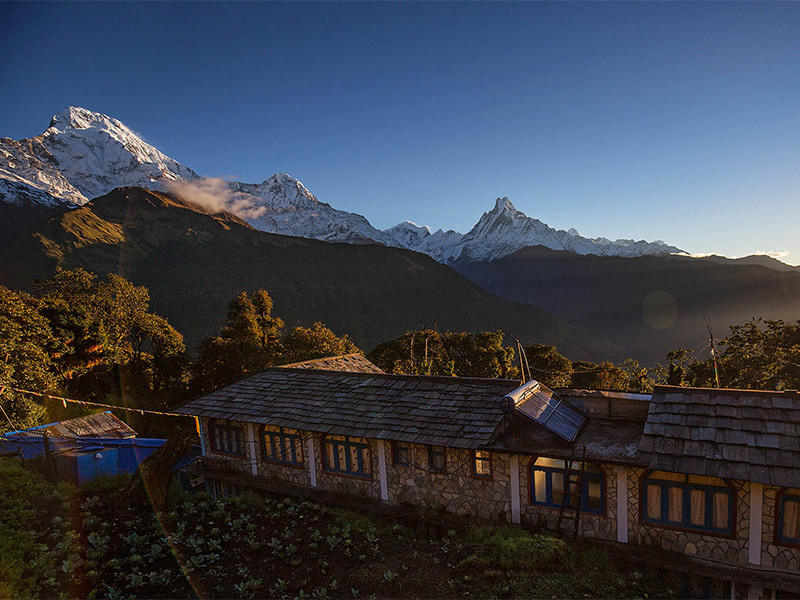 13 Days Annapurna Base Camp Trek