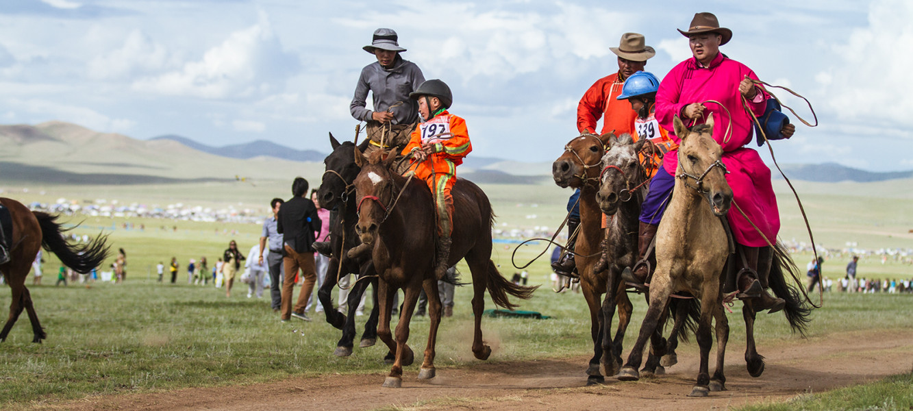 Second day of Naadam Festival
