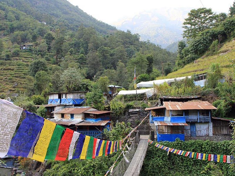 9 Days Ghorepani Poon Hill Trek