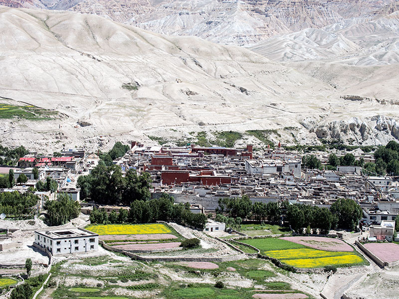 16 Days Upper Mustang Trek