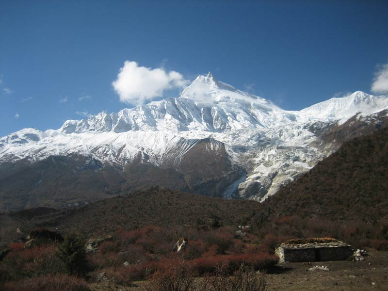 18 Days Manaslu Circuit Trek