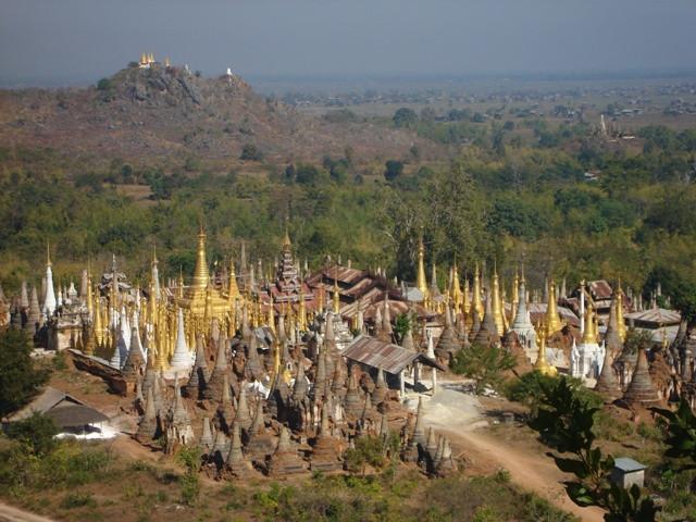 Family Fun in Myanmar