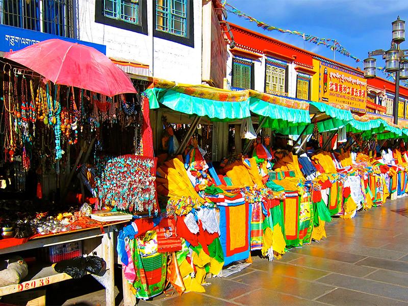 9 Days Tibet Overland Tour