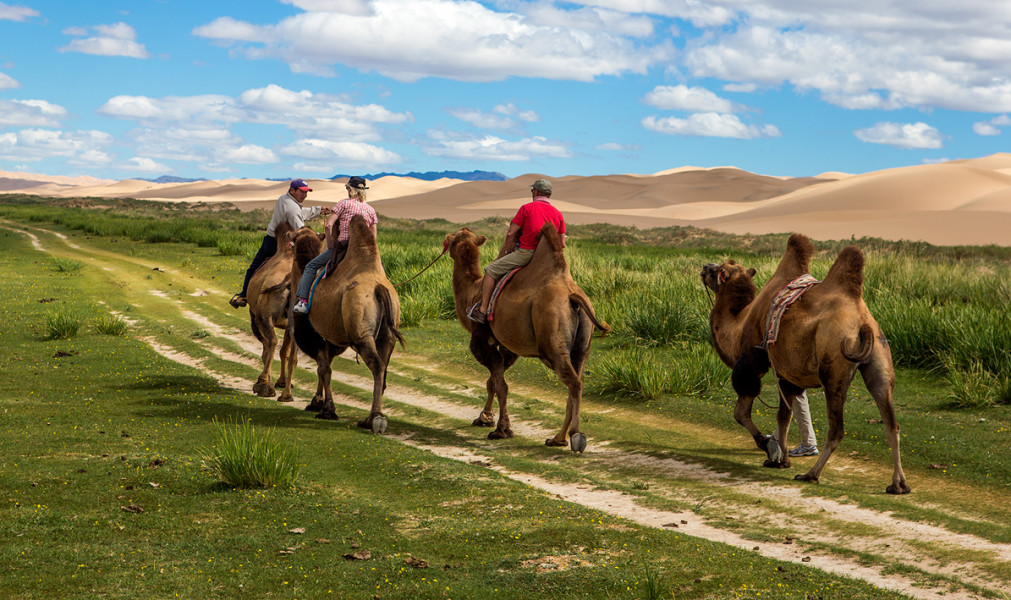 Mongolia Riding Tour