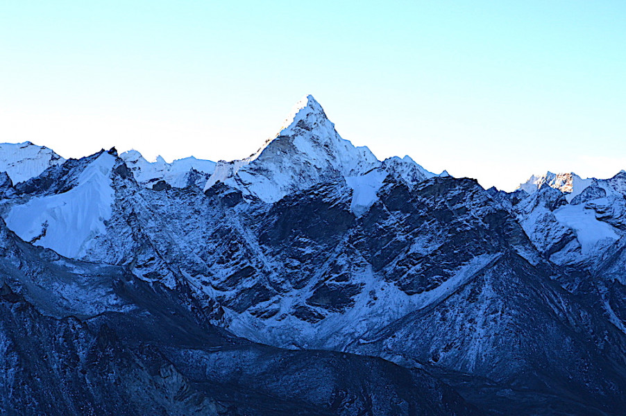 Everest Three High Passes Trekking