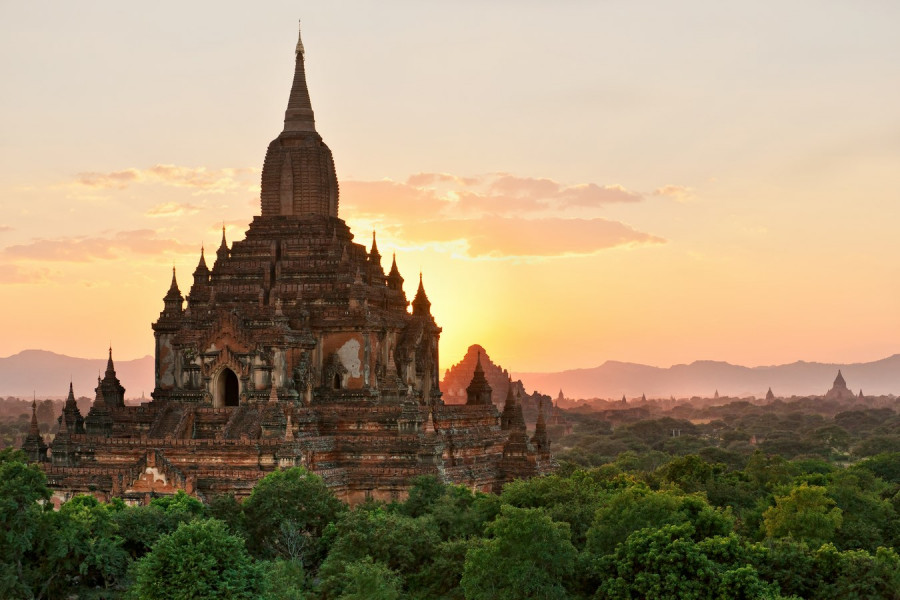 ARCHAEOLOGICAL TEMPLES OF BAGAN